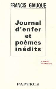 journal d'enfer